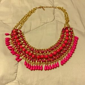 Jewelry - Heavy collar necklace